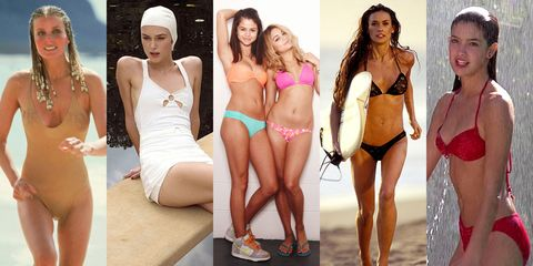 10 of the Hottest Swimwear Moments in Film