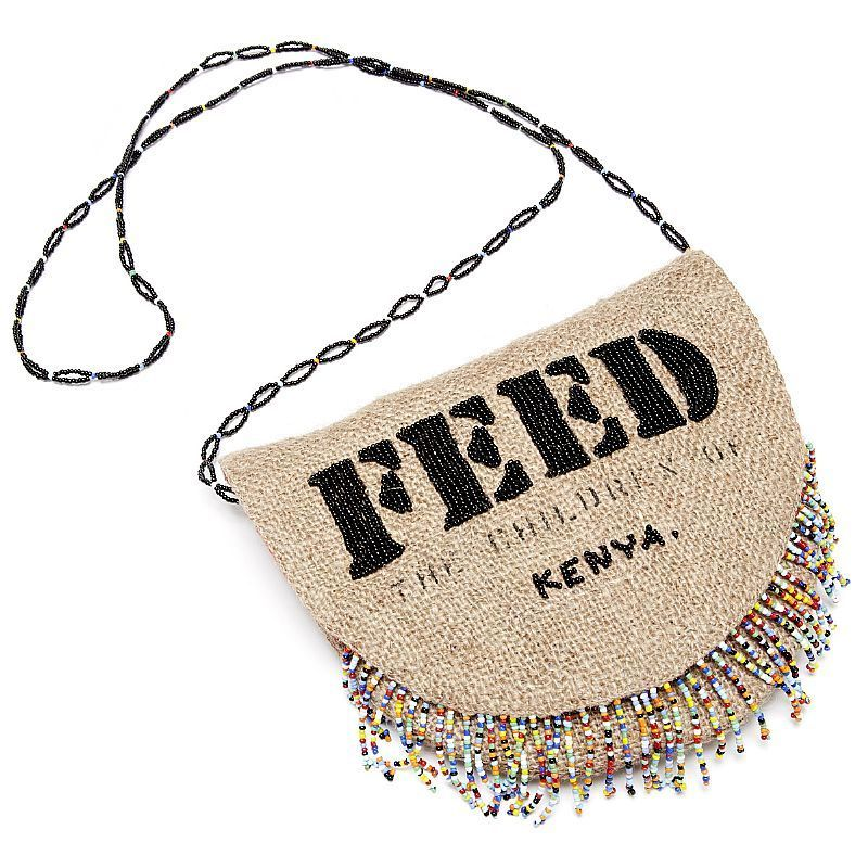 """<p>Feed Kenya Purse, $75; <a target=""""_blank"""" href=""""http://www.feedprojects.com/shopping_product_detail.asp?pid=49915&catID=3673"""">feedprojects.com</a></p>"""