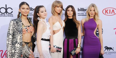 The Best Red Carpet Looks From the 2015 Billboard Awards