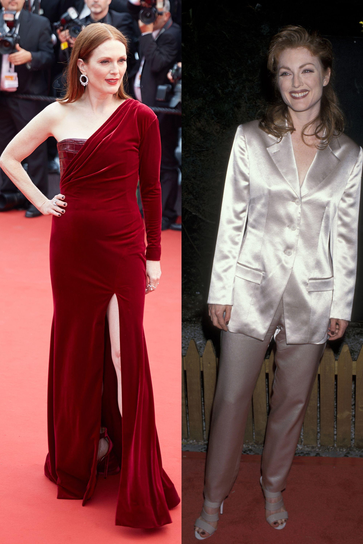 From Julianne to Reese: 12 Celebrities' First Oscar Beauty Looks