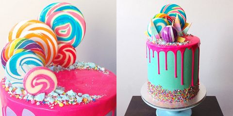 Food, Sweetness, Dessert, Pink, Party supply, Baked goods, Confectionery, Stick candy, Candy, Magenta,