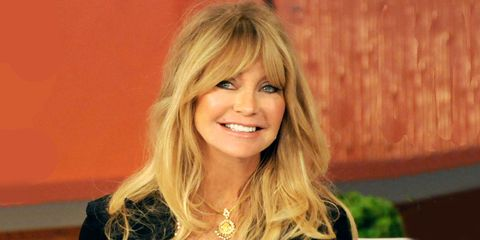 Goldie Hawn Knows the Cure to Our Technology Addiction