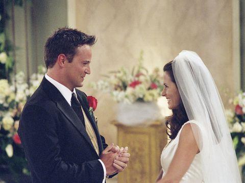 Friends Co Creator Marta Kauffman Says Monica And Chandler Were