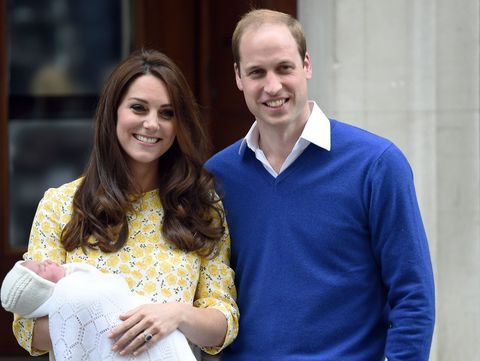 See the First ADORABLE Photos of Princess Charlotte and Prince George
