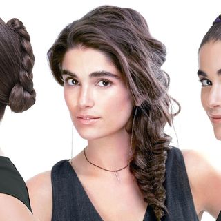 5 best summer hair colors for 2018 new summer hair color trends 4 easy braids to try right now solutioingenieria Gallery