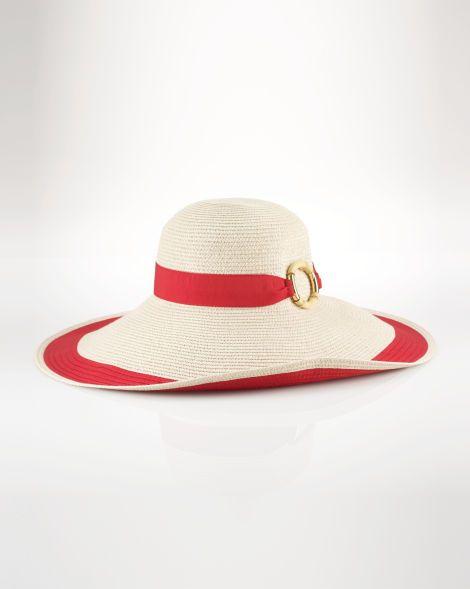 """<!--StartFragment--> <!--[endif]-->Ralph Lauren Contrast-Brim Sun Hat, $35; &lt;a href=""""http://www.ralphlauren.com/product/index.jsp?productId=54945976&amp;amp;parentPage=family""""&gt;ralphlauren.com&lt;/a&gt;&lt;o:p&gt;&lt;/o:p&gt;   <!--EndFragment-->"""