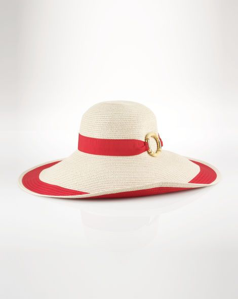 "<!--StartFragment--> <!--[endif]-->Ralph Lauren Contrast-Brim Sun Hat, $35; <a href=""http://www.ralphlauren.com/product/index.jsp?productId=54945976&amp;parentPage=family"">ralphlauren.com</a><o:p></o:p>   <!--EndFragment-->"