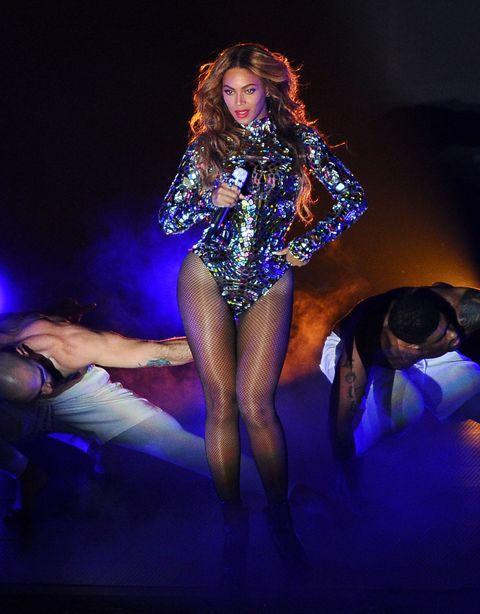 "Beyoncé: ""I Have Struggled with Diets"""