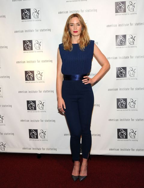 Who: Emily Blunt
