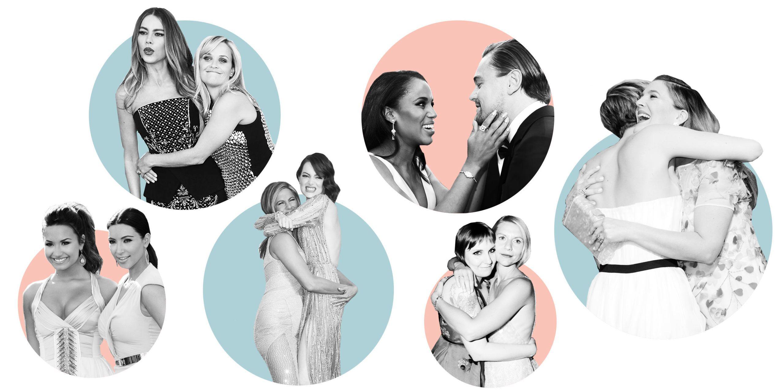 81 Surprising Celebrity Friendships