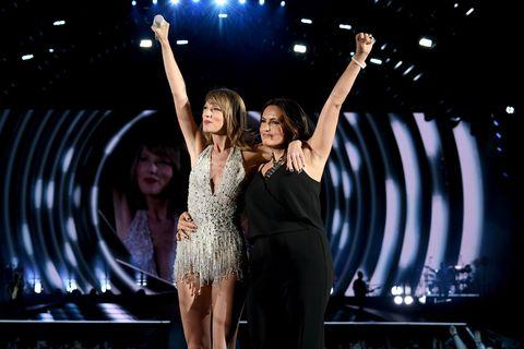 Taylor Swift's Dreams Came True Last Night
