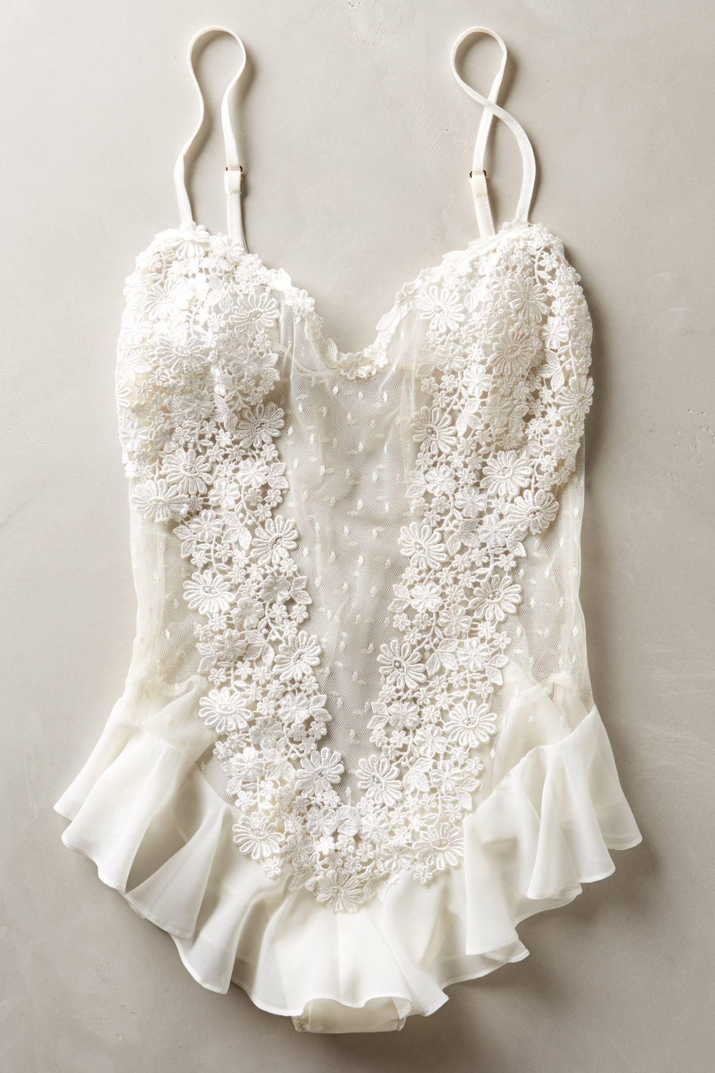 "<p>Flora Nikrooz Fluer Flutter Bodysuit, $112; <a target=""_blank"" href=""http://www.anthropologie.com/anthro/product/clothes-intimates/33356346.jsp#/"">anthropologie.com</a></p>"