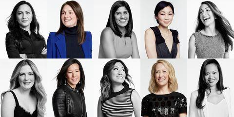 Meet ELLE's 2015 Women in Tech