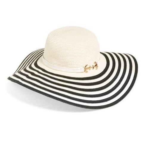 "<!--StartFragment-->Eugenia Kim Cecily Striped Straw Hat, $75; &lt;a href=""http://www.lordandtaylor.com/webapp/wcs/stores/servlet/en/lord-and-taylor/cecily-striped-straw-hat?site_refer=CSE_GGLPRADS001_LT&amp;amp;CAWELAID=120178030001416953&amp;amp;CAGPSPN=pla&amp;amp;catargetid=120178030000917268&amp;amp;cadevice=c&amp;amp;gclid=CKvV1qG5hcYCFVMXHwod62EAyA""&gt;lordandtaylor.com&lt;/a&gt;<!--EndFragment-->"