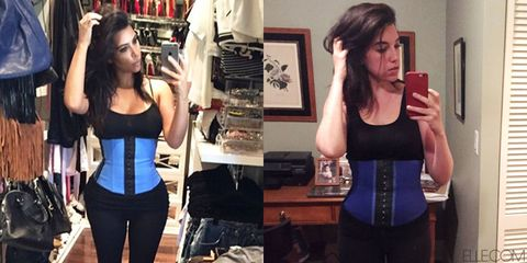 0c1f00e8ab5d5 I Tried Kim Kardashian s Diet and Workout Routine for a Week