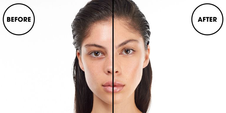 how to make skin look good in natural light
