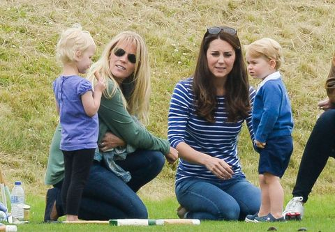 Prince George Is Already Popular With the Ladies