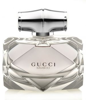 "<a target=""_blank"" href=""http://www.gucci.com/us/styles/401268999990099?gclid=CjwKEAjw5J6sBRDp3ty_17KZyWsSJABgp-OapZfcINgXpicukb85jHYm7x2NS9k05hOMY5pDz2_fHhoCztLw_wcB#401268999990099"">Gucci's latest eau</a>, Bamboo, which was inspired by the idea of femininity balanced with power—and by the strong-as-steel resilience of its namesake—starts soft and grows in intensity, from a fruity opening to a spicy floral heart to a sandalwood dry-down. Fittingly, the brand enlisted Israeli actor Gal Gadot—Wonder Woman in the upcoming big-screen adaptation—as the face of the new scent."
