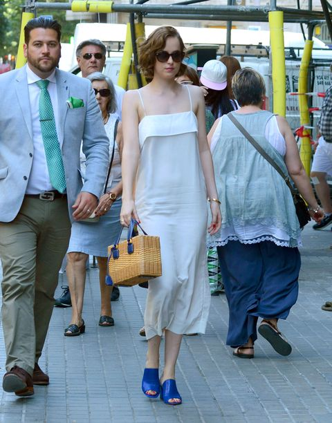 "51786563 ""Fifty Shades of Grey"" star Dakota Johnson is spotted out in Barcelona, Spain on June 30, 2015. Dakota did a spot of shopping before catching a flight out of town. FameFlynet, Inc - Beverly Hills, CA, USA - +1 (818) 307-4813 RESTRICTIONS APPLY: USA/AUSTRALIA ONLY"