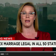 Conservative Commentator S. E. Cupp Endorses Marriage Equality