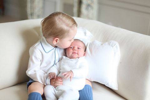 Princess Charlotte to Be Photographed by a Big Name in Fashion