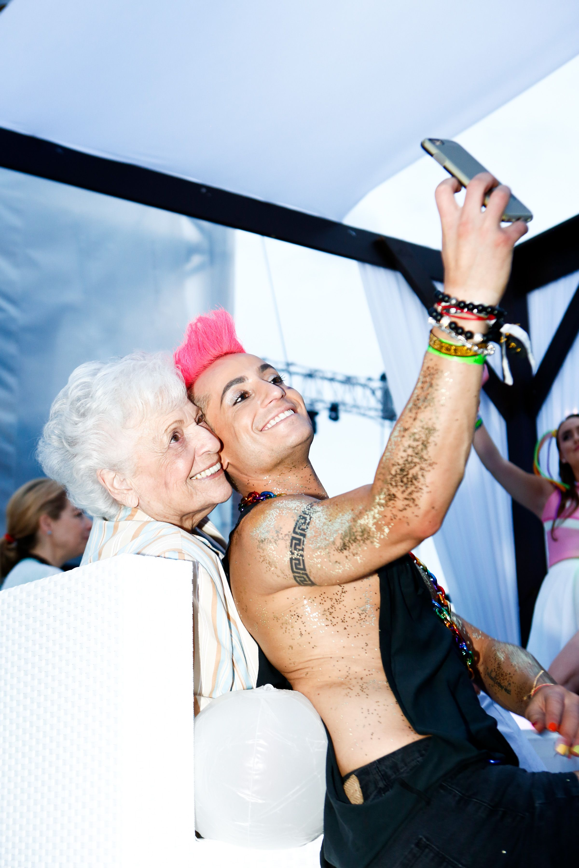 NYC Pride's 29th Annual Dance on the Pier on 6/28/2015