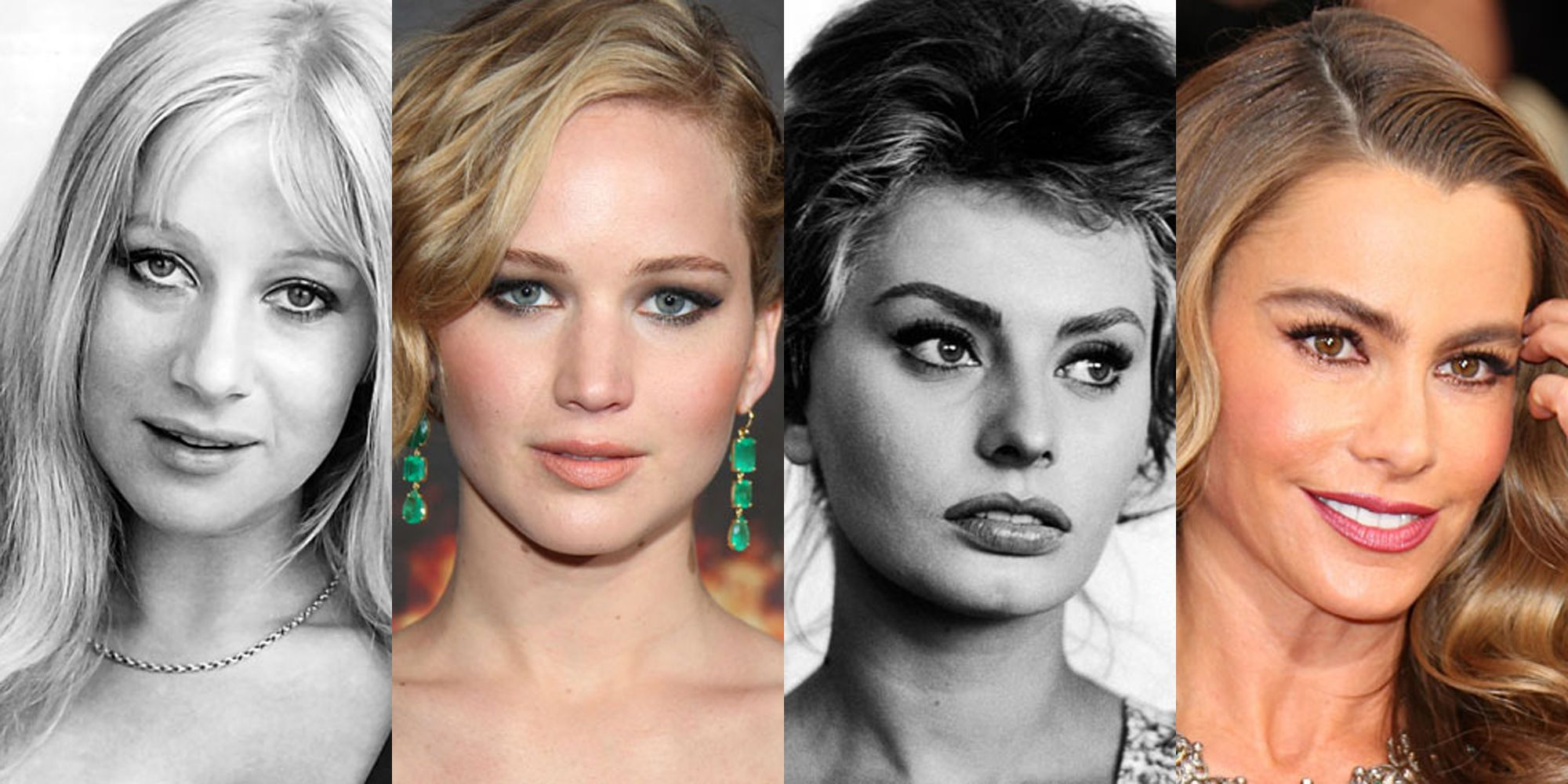 39 Celebrities and Their Vintage Doppelgängers
