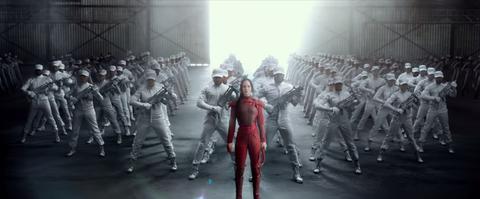 Standing, Team, Troop, Crew, Fictional character, Machine, Steel, Boot,
