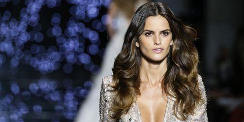 Lip, Hairstyle, Eyelash, Street fashion, Long hair, Fashion model, Beauty, Black hair, Model, Brown hair,