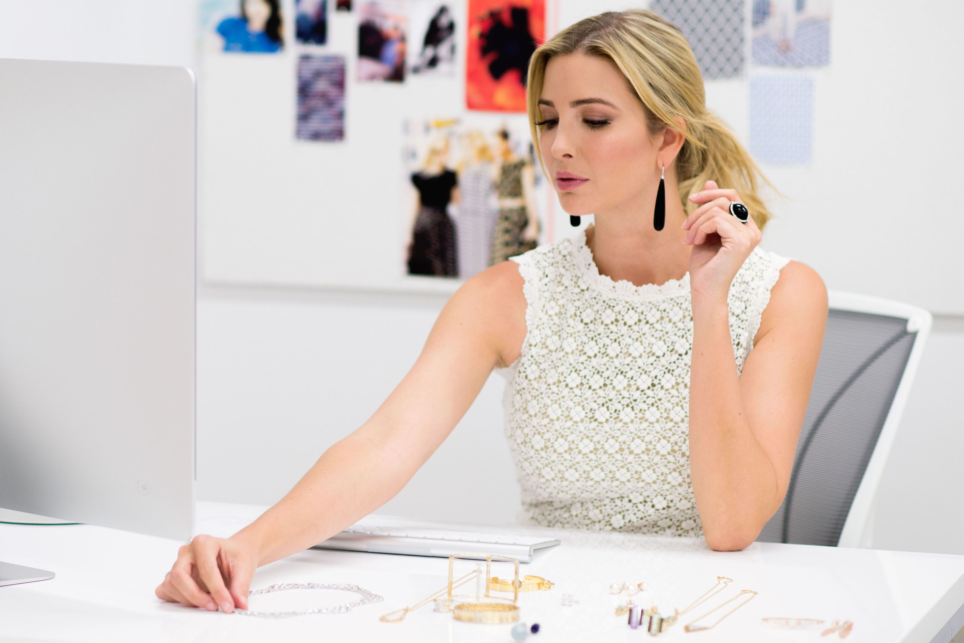Ivanka Trump Personal Jewelry Collection MDJ Insider With Ivanka Trump