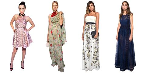 Clothing, Sleeve, Shoulder, Dress, Textile, Pattern, Joint, Standing, Waist, Style,