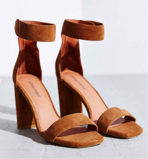 """<p>Jeffery Campbell Hovley Suede Heel, $130&#x3B; <a href=""""http://www.urbanoutfitters.com/urban/catalog/productdetail.jsp?id=35267699&category=W_SHOES_ALLSHOES_SANDALS&color=013"""">urbanoutfitters.com</a></p>"""