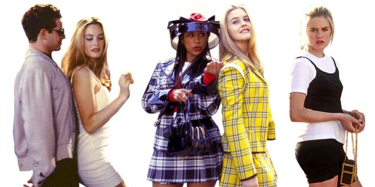 Clueless Movie Fashion - Mona May on the Best Looks From Clueless