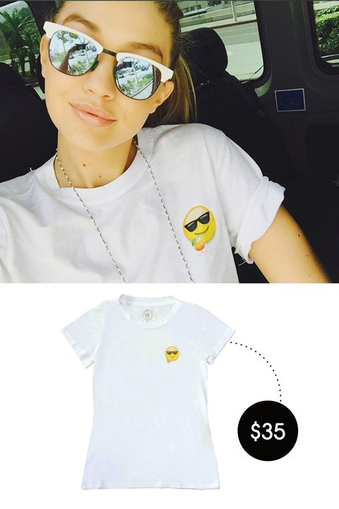 """<p>Current Moji Chillin, $35; <a href=""""http://www.currentmoji.com/collections/women-collection/products/chillin-1"""">currentmoji.com</a></p>"""