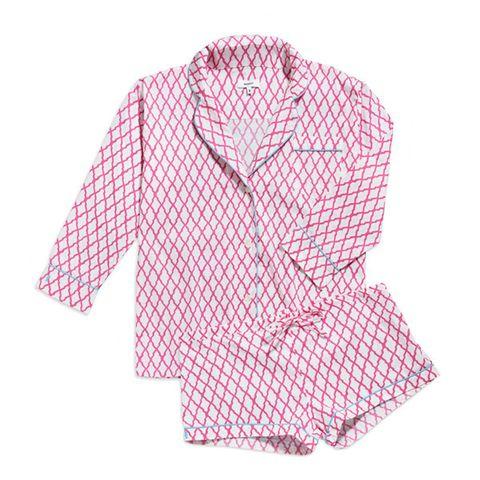 Clothing, Dress shirt, Collar, Sleeve, Pattern, Textile, Shirt, White, Pink, Button,