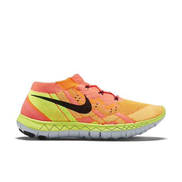 "<p>Nike Free 3.0 Flyknit, $140&#x3B; <a href=""http://store.nike.com/us/en_us/pd/free-3-flyknit-running-shoe/pid-10252937/pgid-10284842"">nike.com</a></p>"