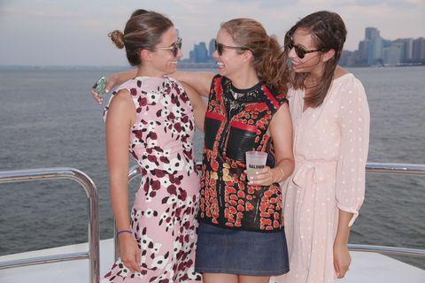 <p>Baldwin Celebrates on the Yacht Odessa on 7/20/2015</p>