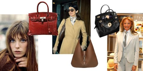 8 Designer Handbags and the Women Who Inspired Them
