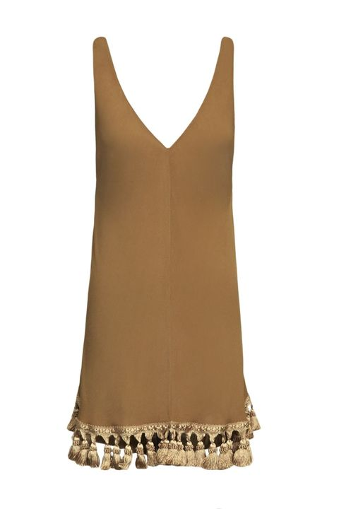 "<p>Reformation Taurus Dress, $198; <a href=""https://www.thereformation.com/products/taurus-dress-black"">thereformation.com</a></p>"
