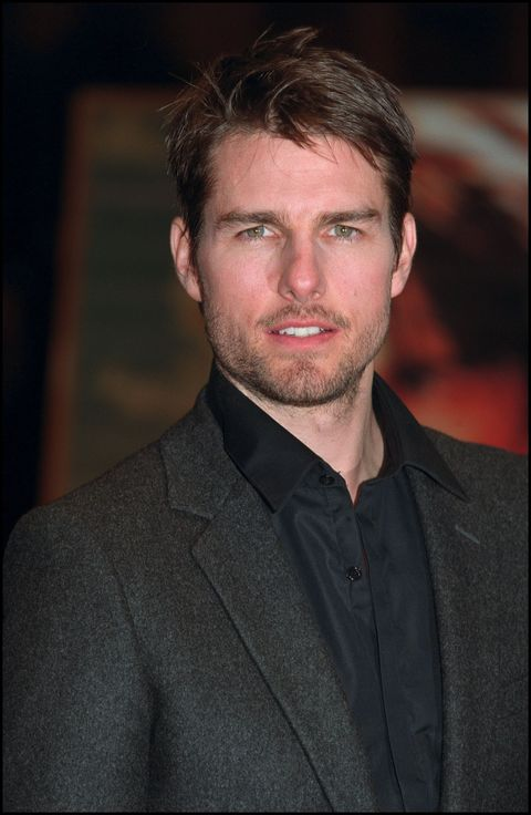 Proof That Tom Cruise Hasn't Aged in 35 Years