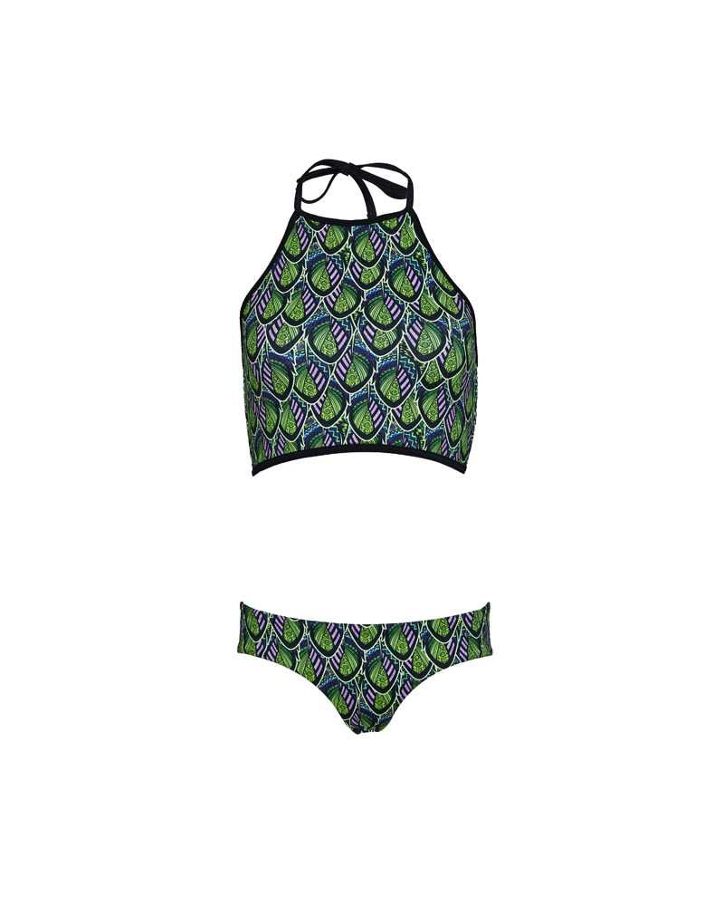 "<p>ASOS Halter Crop Bikini, $36, <a href=""http://www.asos.com/asos/asos-dark-leaf-print-halter-crop-bikini-top/prod/pgeproduct.aspx?iid=5208035?utm_source=Affiliate&utm_medium=LinkShare&utm_content=USNetwork.1&utm_campaign=TnL5HPStwNw&link=10&promo=324006&source=linkshare&MID=35719&affid=2135&channelref=Affiliate&pubref=TnL5HPStwNw&siteID=TnL5HPStwNw-GdsJQ09ObJsz0IpkdJv1Bg&r=2"">asos.com</a> </p>"