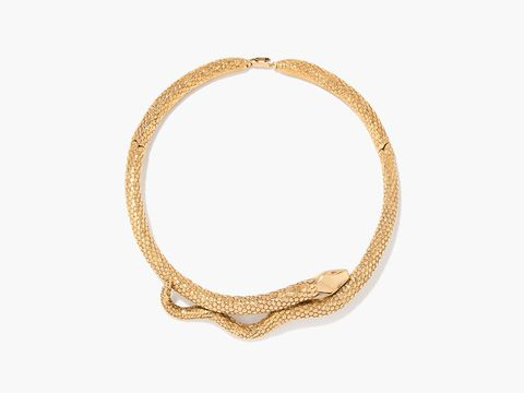 "<p>Aurélie Bidermann Tao Necklace, $1,028; <a href=""http://aureliebidermann.com/en/necklaces/135-tao-necklace.html#/78-material-gold_plated"">aureliebidermann.com</a></p>"