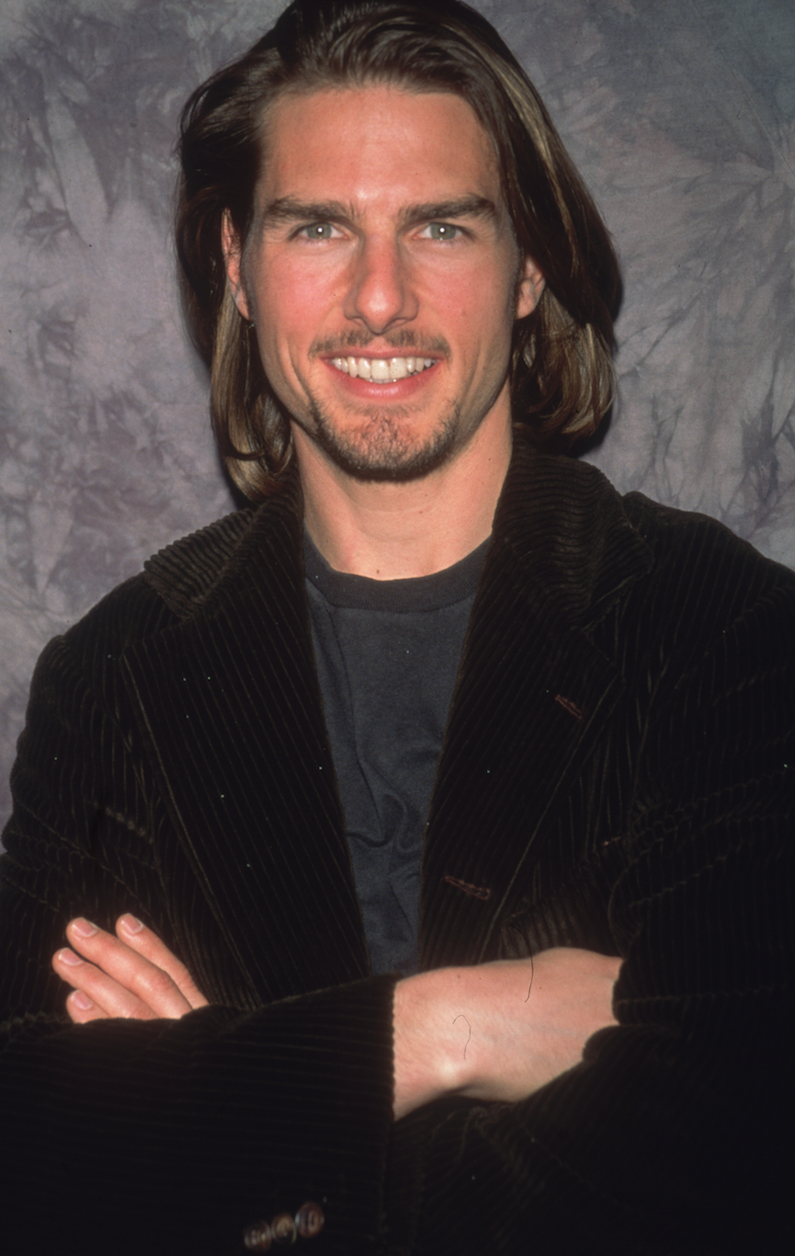 Proof That Tom Cruise Hasnt Aged In 35 Years
