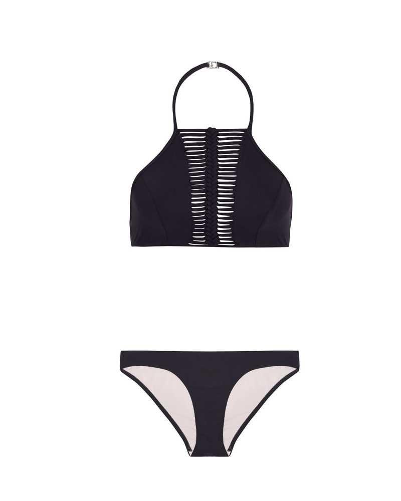 "<p>Zimmerman Cutout Halterneck Bikini, $275; <a href=""https://www.net-a-porter.com/product/602399/Zimmermann/cutout-halterneck-bikini"">net-a-porter.com</a></p>"