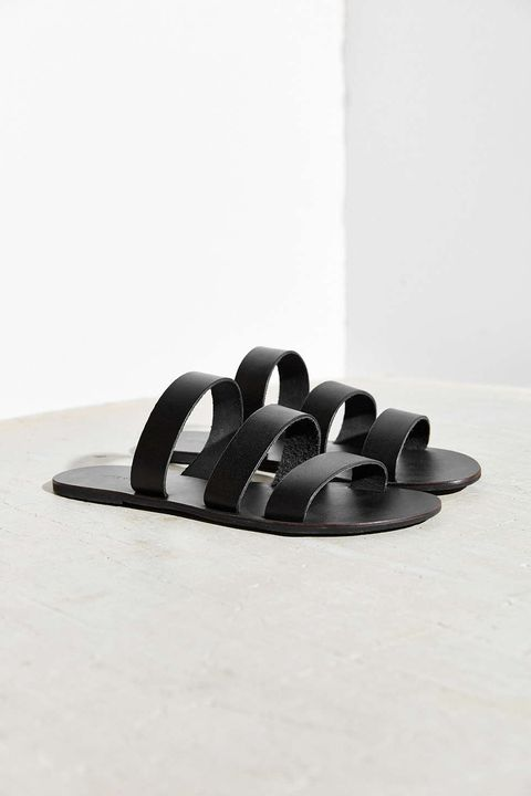 """<p>Silence & Noise Lucia Strap Sandal $29; <a href=""""http://www.urbanoutfitters.com/urban/catalog/productdetail.jsp?id=35245042&category=W_SHOES_ALLSHOES_SANDALS"""" target=""""_blank"""">urbanoutfitters.com</a></p><p class=""""MsoNormal""""><o:p></o:p></p>"""
