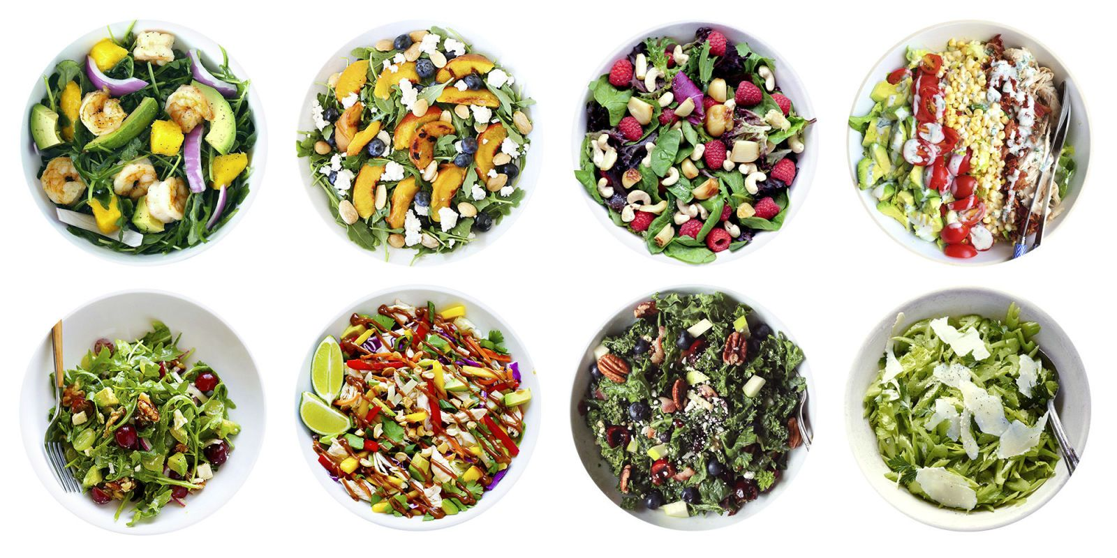 50 Summer Salads You'll Actually Enjoy Eating