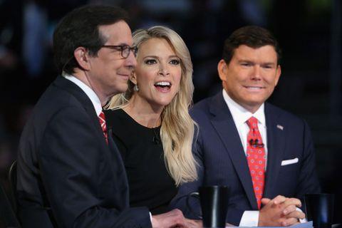 The true winner of the night is not running for president.