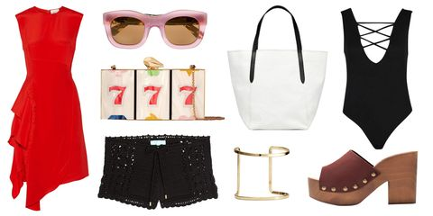7 Outfit Ideas for When It's So Hot and You Have a Date