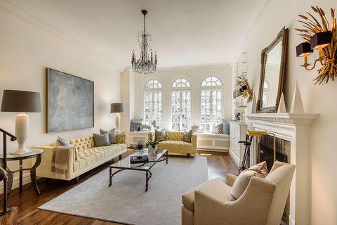 Room, Interior design, Floor, Table, Living room, Furniture, Home, Couch, Flooring, Interior design,