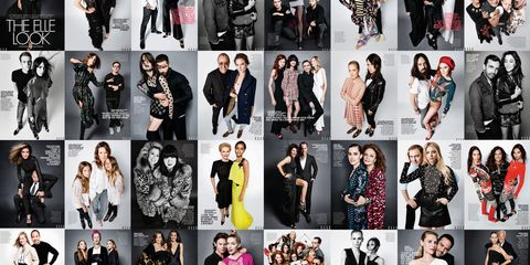 We Asked. They Created. 30 Fashion Designers Interpret 'The ELLE Look'